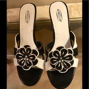 Seychelles platform design sandal sz 8